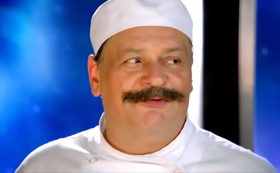 Кулинарное шоу Виктора Баринова